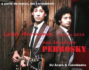 z Locos Hermanos - Perrosky