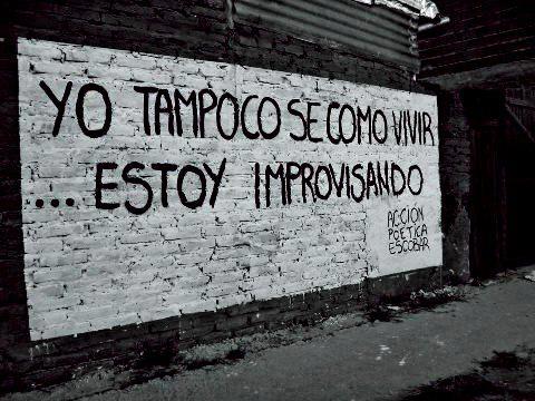 z Muro Pichado em espanhol