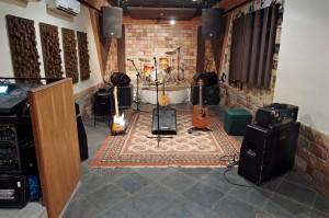 Audio Rebel palco