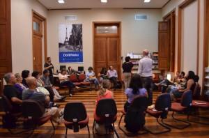 Clube da Leitura no CCJF
