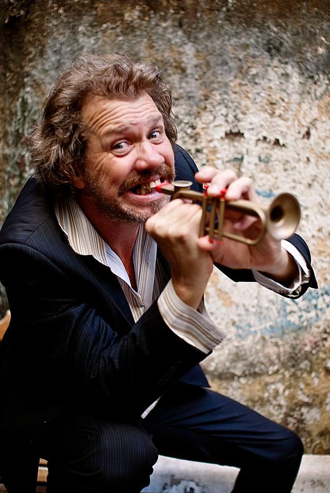 Wander e trompetinho