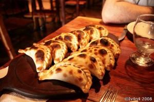 7 empanadas