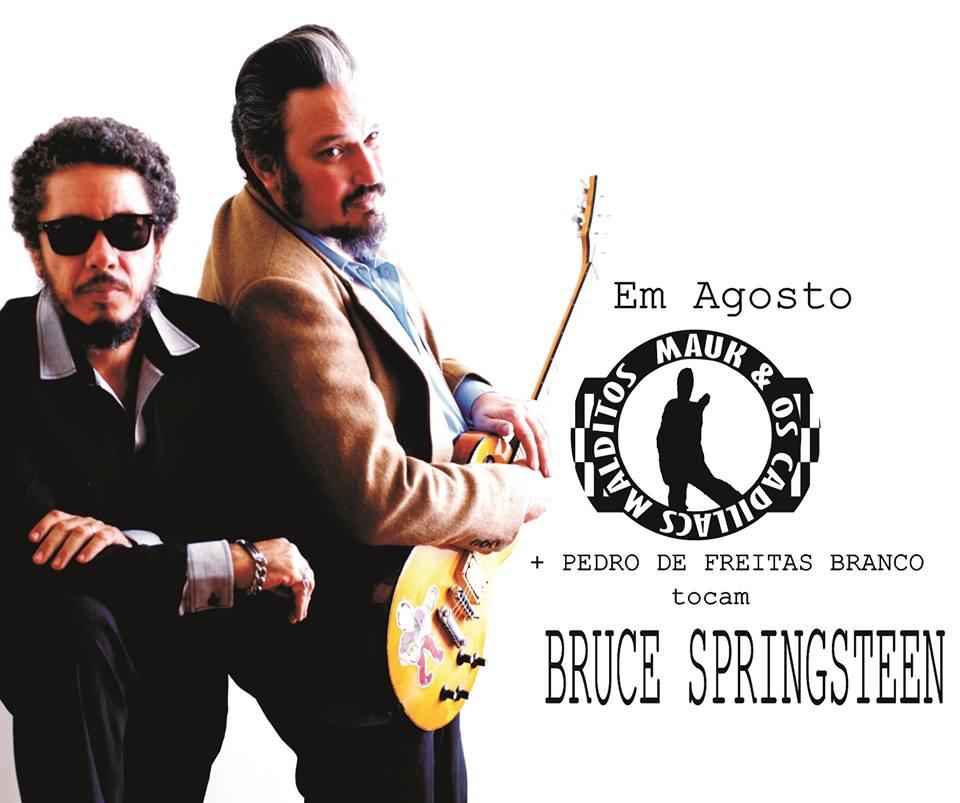 1 Bruce Springsteen