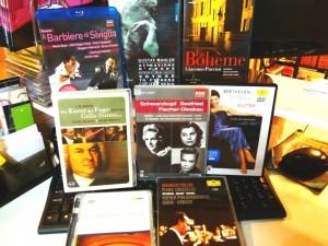 DVDs opera melhorn tambem