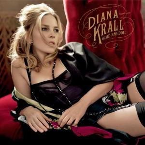 Diana Krall rag doll