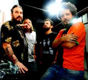 1 banda Pedro White com Mauke Cadillacs Malditos
