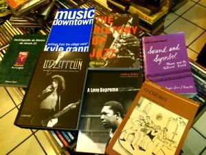 8 livros sobre musica