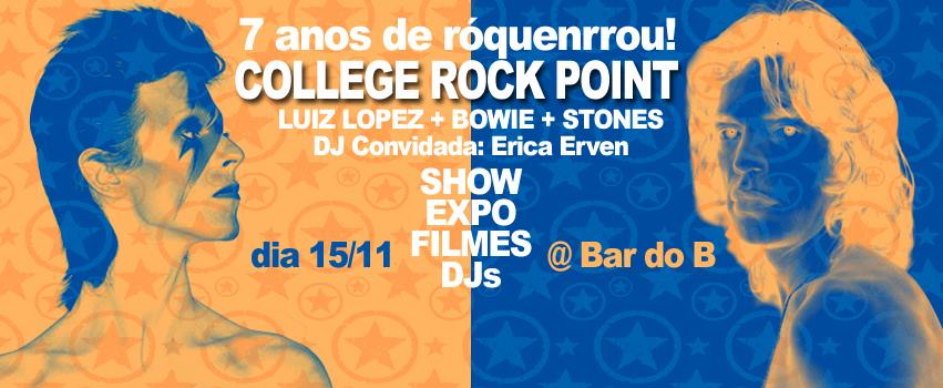 1 College rock party