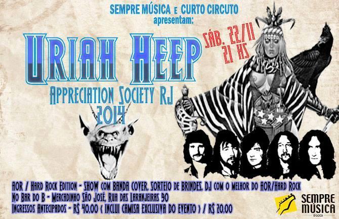 1 Curto Curcuito Uriah Heep