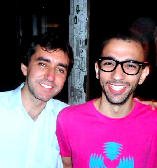 1 La CUmbuca e Pedro Montenegro