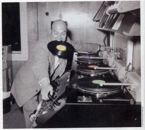 1 vintage DJ
