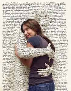1 abracado por livros