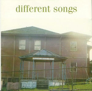 1 Different Songs (capa)