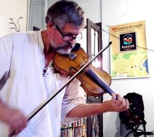 1 Violino na Baratos