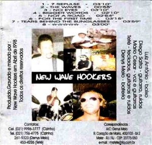 1 the new wave hookers cd encarte