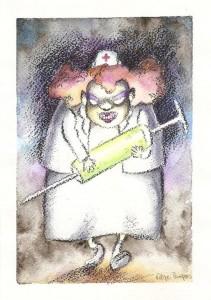Felipe Campos enfermeira