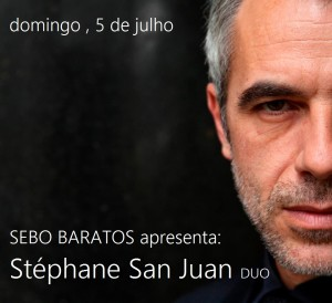 Stephane San Juan meia cara