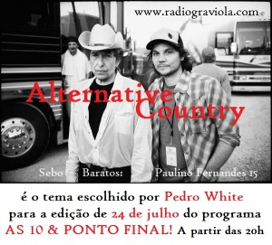 1 Alternative COuntry com Dylan