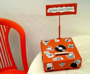 Campanha caixinha laranja