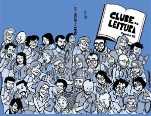 Clube da Leitura 3 capa