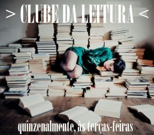 Clube da Leitura deitanda nos livros