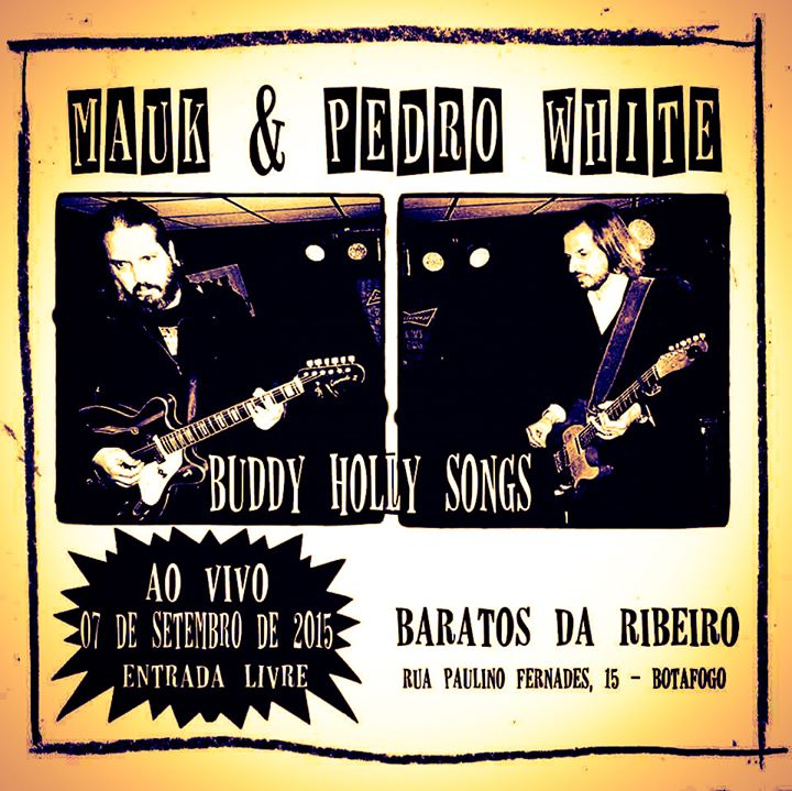 Mauk e Pedro cantam Buddy Holly