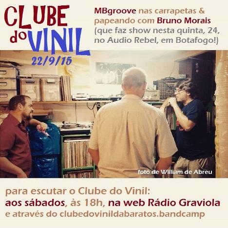 MEME Clube do Vinil Mauricio MB e bruno Morais - Copia