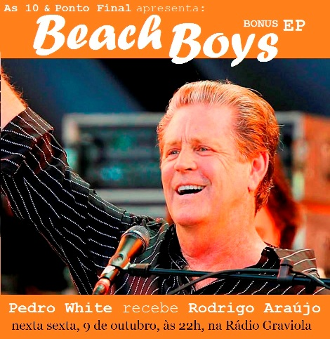 1 10ePF Beach Boys bonus EP capa - FLYER