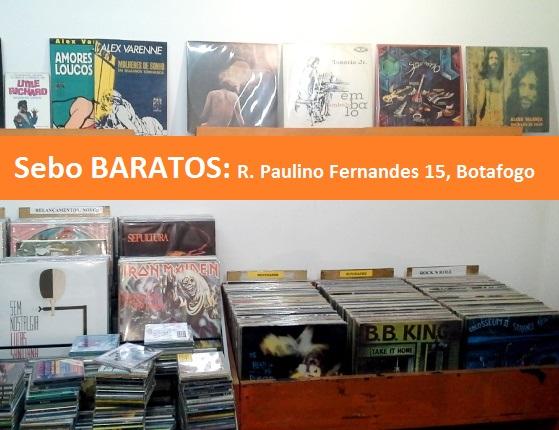 1 Sala de LPs