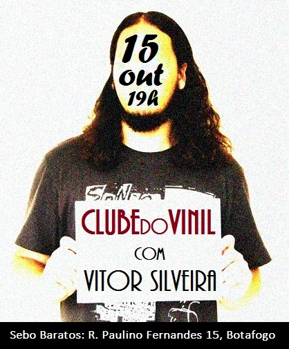 1 Vitor Silveira no Clube do Vinil
