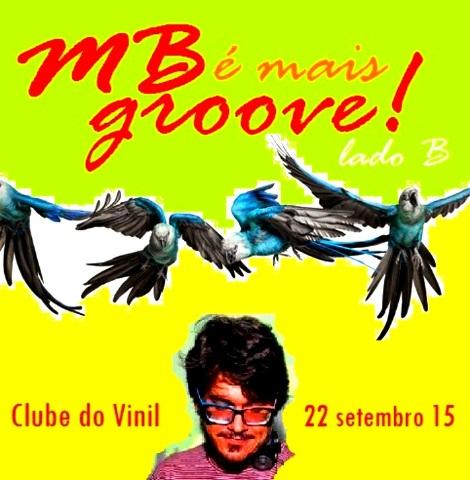 Clube do Vinil MBgroove lado B