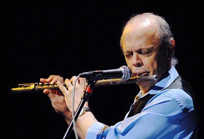Nilvaldo na flauta