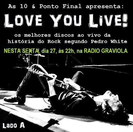 1 10PF Love Your Live FLYER