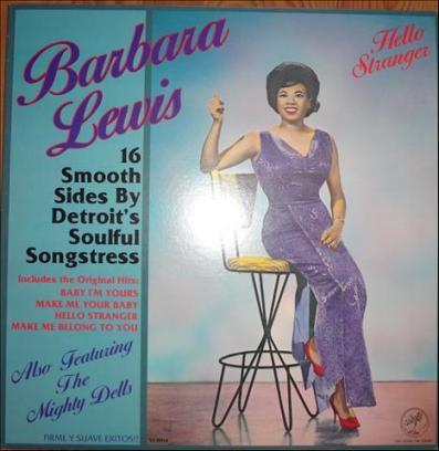 Hello Strange da Barbara Lewis (selo Solid Smoke)