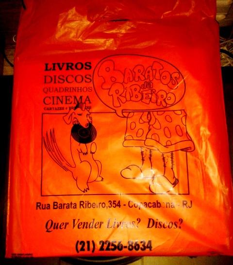 Sacola Baratos da RIbeiro