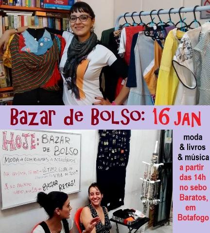 Bazar de Bolso FLYER MENOR