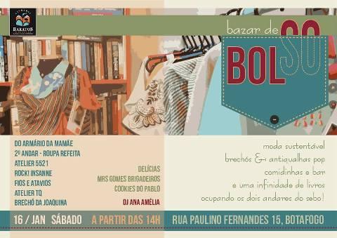 Bazar de Bolso flyer BLOG