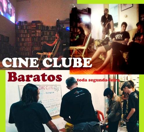 Cine Clube flyer MENOR