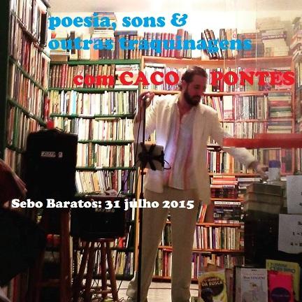 caco Sarau Poesia Caco