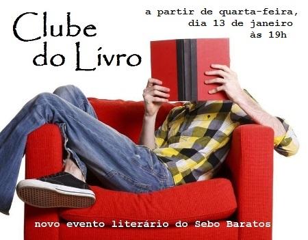 clube do livro MENOR