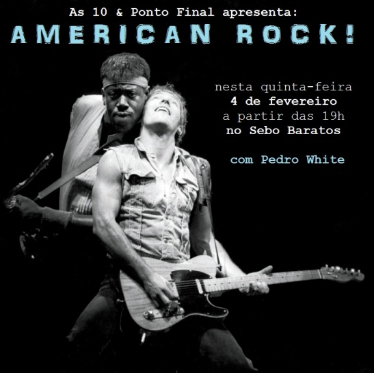 American Rock FLyer