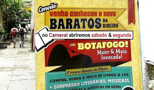 Horario do Carnaval