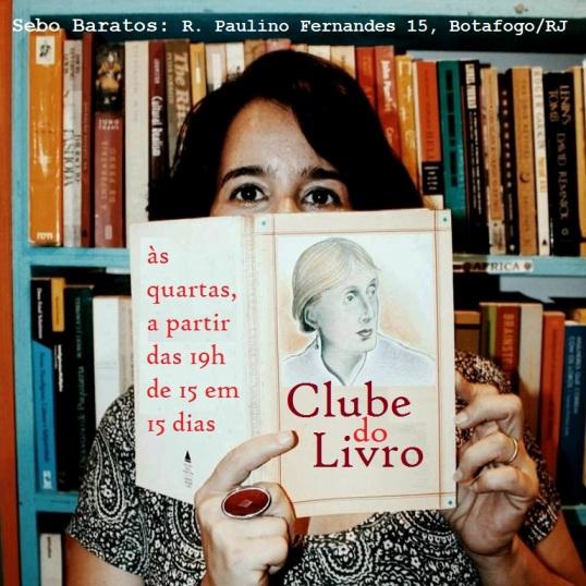 Clube do Livro FLYER Bia