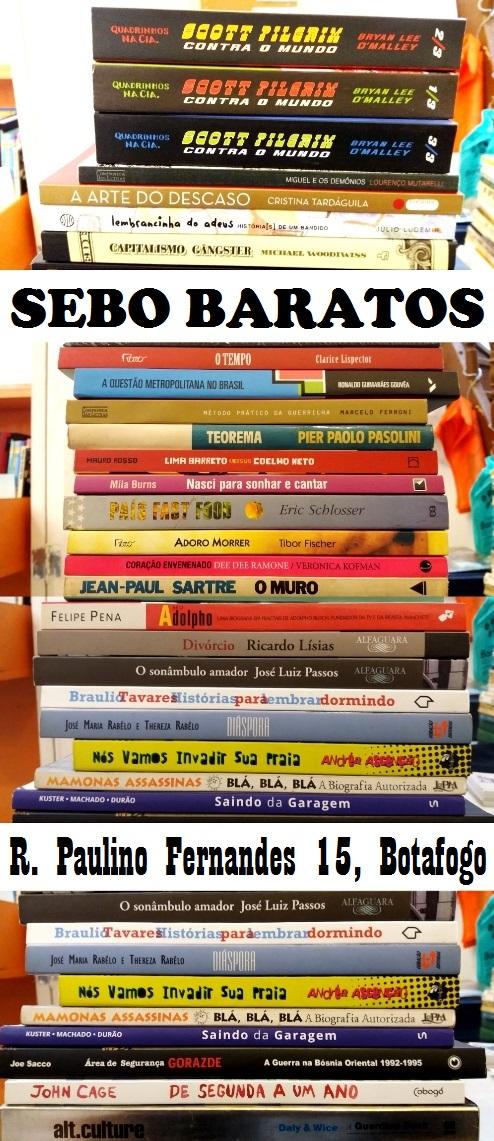 Pilha de livros Flyer BLOG