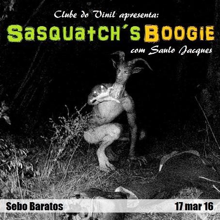 33 a Sasquatchs Boogie com Saulo Jacques