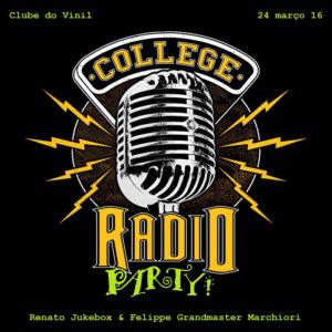 College Radio Partu A do bandcamp