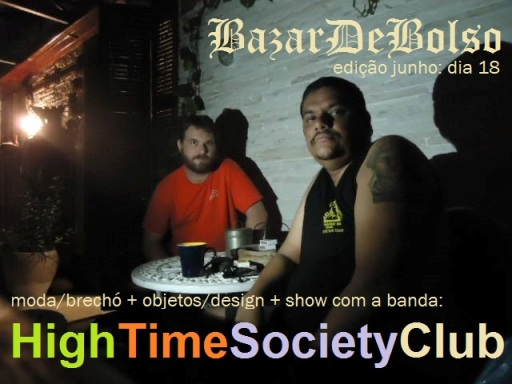 High Time Society Club