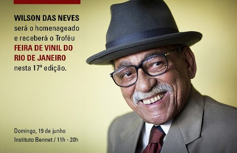 Wilson das Neves homenageado
