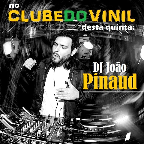 Pinaud no Clube do Vinil BLOG
